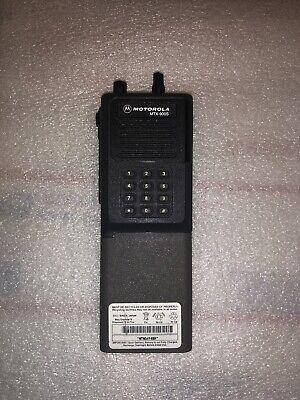 Motorola Mtx-900s 900 Radio Used Untested Clean Keypad Model