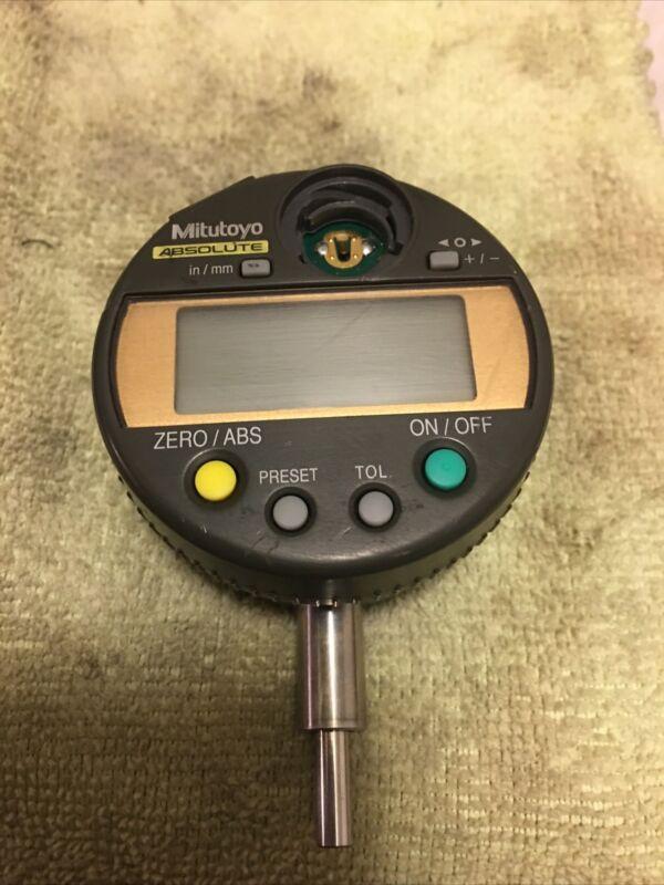 Digital Dial Indicators (Mitutoyo)