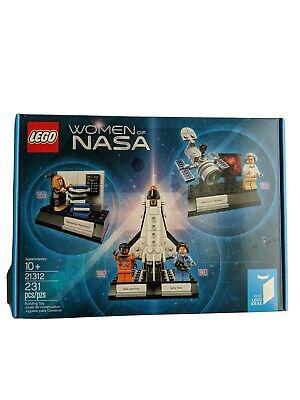 LEGO Ideas Women of NASA 231pcs 21312 ~ New Sealed