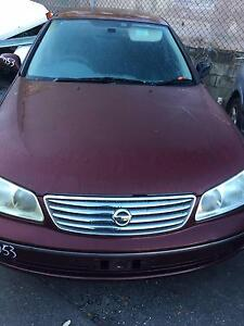 Nissan Pulsar 2003 sedan,Complete car for wrecking Southport Gold Coast City Preview