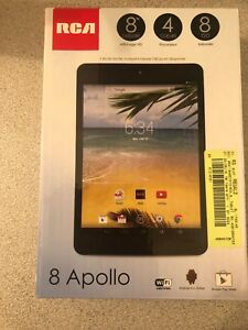 Tablette RCA 8 Apollo