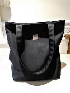 Black Jag Canvas Bag