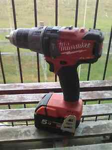 Milwaukee fuel M18 2016 MODEL Raby Campbelltown Area Preview