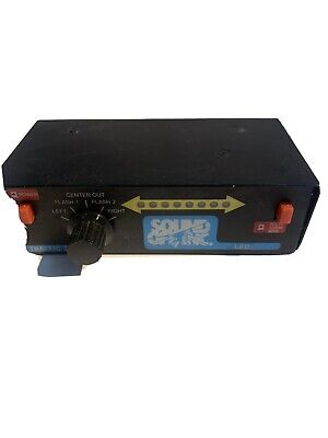 Police Fire Ems Soundoff Signal Controller Box Traffic Master Trafficmaster