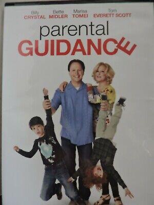 PARENTAL GUIDANCE - Billy Crystal, Bette Midler -  *BRAND NEW DVD* for sale  Jacksonville