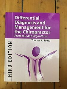 Differential diagnosis and management for the Chiropractor Brighton Bayside Area Preview