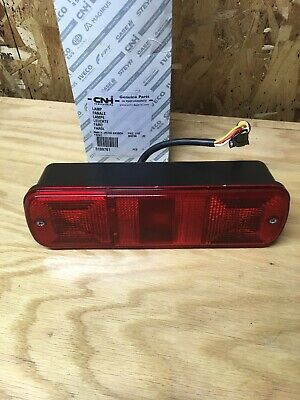 New Rear Lamp Lens for Ford//New Holland 2000 Series 4 Cyl 62-64 FDV13450A