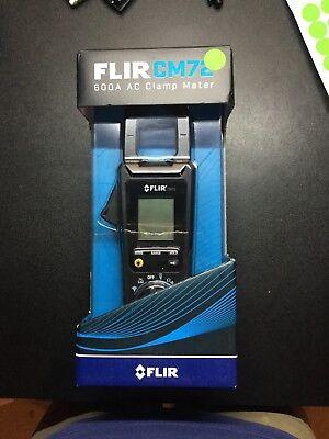 Flir Cm72 600a Ac Clamp Meter Brand New
