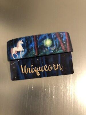 Uniqueorn  Zox Strap Reversible Wristband NEW Unicorn