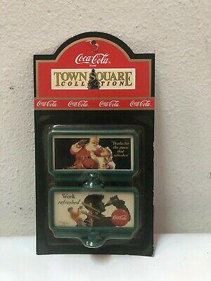 Vintage Coca Cola Billboard # 64315 NIB Town Square Collection