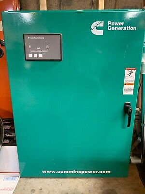 Cummins Power Generation Automatic Generator Transfer Switch Otecb-a040c977