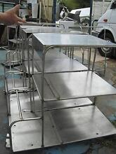Marine Grade Stainless Steel tables/shelving St James Victoria Park Area Preview