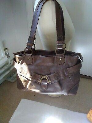 Hidesign Brown Leather bag