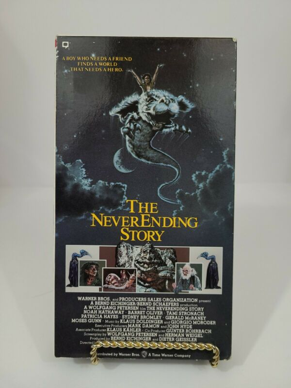The Neverending Story (VHS, 1991)