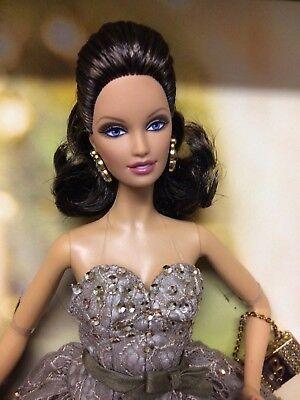 Platinum label, Judith Leiber Barbie doll NRFB Beautiful!!!