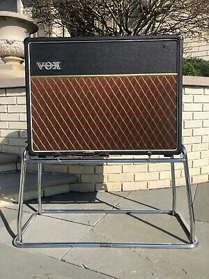 VOX AC30TBX + stand, UK Made 1995 Korg Era, 2 x 12 Celestion Blues, Top Boost