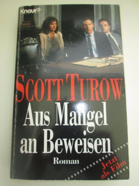 Aus Mangel an Beweisen von Scott Turow (Taschenbuch) #i