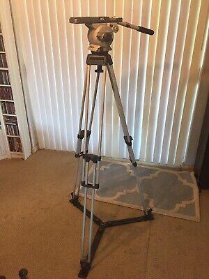 Visten Vision 12 Professional Video Tripod ( Legs & Head )