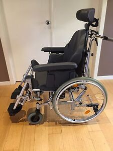 Wheelchair Relax Tilt in Space Hoppers Crossing Wyndham Area Preview