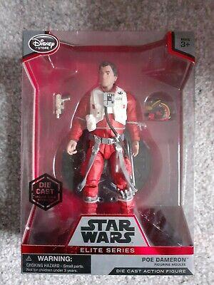 Star Wars Elite Series Die Cast Figure: Poe Dameron