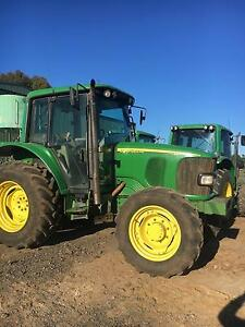 Tractor John Deere 6120 premium 4wd Penrith Penrith Area Preview