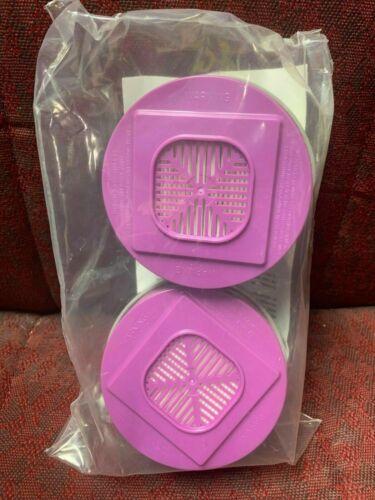 Sperian 2 Pack Respirator Cartridge Filters New