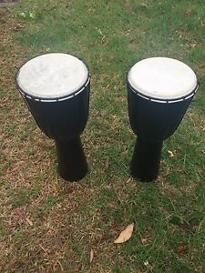 Pair of bongo drums Northcote Darebin Area Preview