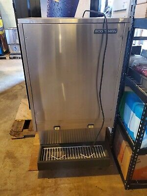 Scotsman Nde650as-1a Ice Machine Water Dispenser - Larger Countertop Style