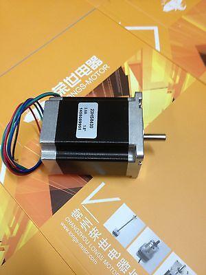 Nema23 1.9nm 1.8 76mm 4wires Stepper Motor 3.0a 23hs7430 Cnc Mill Cut Longs