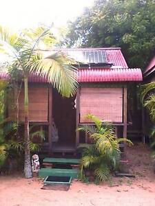 Funky Fantasy Cabin at Horseshoe Bay on Magnetic Island Horseshoe Bay Townsville City Preview
