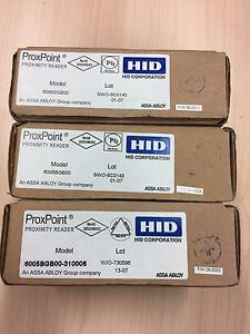 HID ProxPoint Proximity Reader set of 3 - 6005BGB00 Macquarie Park Ryde Area Preview