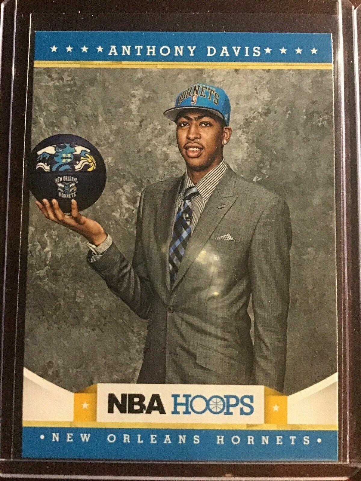 Anthony Davis 2012-13 Panini NBA Hoops Rookie#275-Pelicans ...