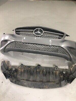 mercedes W176 Se Complete Front Bumper A180 A200 A1768850025 Moutain Grey 787