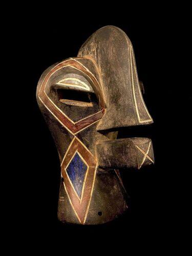 Songye Kifwebe Mask (3501 - J)