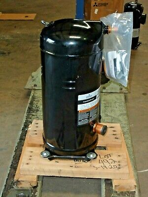 New Copeland Scroll Compressor Zr144kce-tfd-950 460v 3 Phase 3ma-poe
