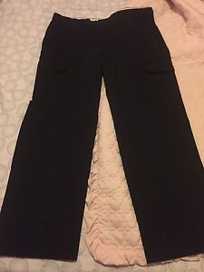 7 pairs of work pants size 38