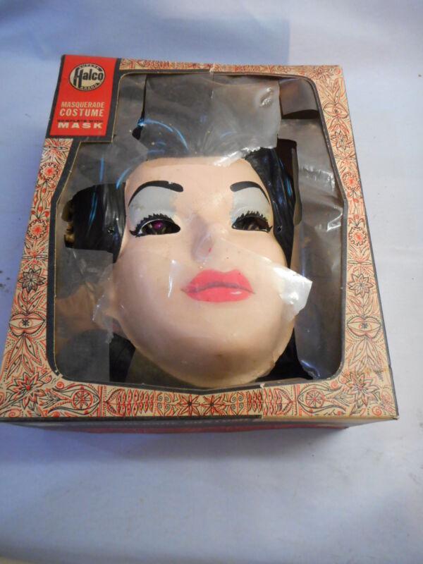 Vintage Halco Masquerade Costume 503, Margie Twist, 1950