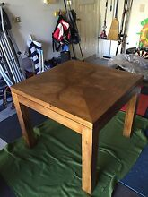 Shack Dining table 90x90 Botany Botany Bay Area Preview