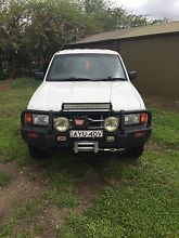 Ford Courier 4x4 Dual Cab Berridale Snowy River Area Preview