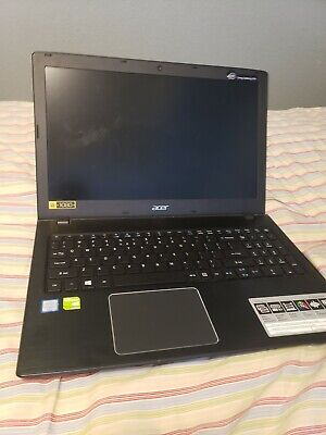 * Used Acer Aspire E 15 E5-575G-53VG (Fair Condition)