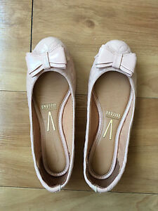 Light Pink Shoes