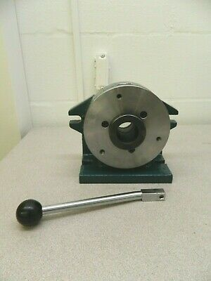 Interstate Horizontal Vertical Rapid Collet Indexer 5c Compatible 09150905