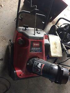 Toro snowblower  CCR 3650.  6.5 hp Great deal