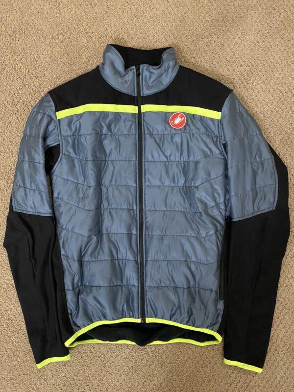 Castelli Cross Prerace Jacket (large)