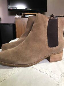 GAP Taupe Boots Size 10 Brand new $50