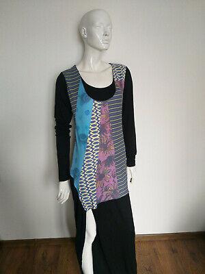 JOHN GALLIANO long black dress size M