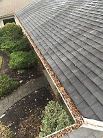 Fall Special- Eavestrough Clear Out