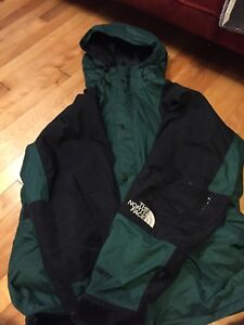 Men's North Face 3-in-1 winter jacket