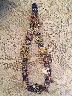 Vintage 19 pieces Mix 2008 Collectable Disney Trading Pins Assorted Lot
