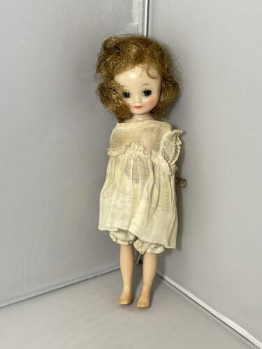 Vintage Betsy Mccall Doll 8 Tall For Repair - $65.00